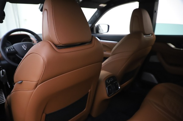 New 2020 Maserati Levante GTS for sale Sold at Pagani of Greenwich in Greenwich CT 06830 22