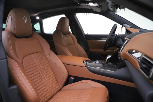 New 2020 Maserati Levante GTS for sale Sold at Pagani of Greenwich in Greenwich CT 06830 24