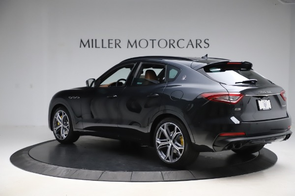 New 2020 Maserati Levante GTS for sale Sold at Pagani of Greenwich in Greenwich CT 06830 4