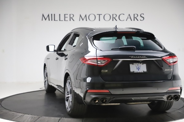 New 2020 Maserati Levante GTS for sale Sold at Pagani of Greenwich in Greenwich CT 06830 5