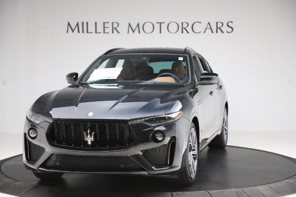 New 2020 Maserati Levante GTS for sale Sold at Pagani of Greenwich in Greenwich CT 06830 1