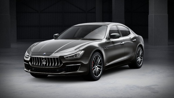 New 2020 Maserati Ghibli S Q4 GranLusso for sale $89,940 at Pagani of Greenwich in Greenwich CT 06830 1