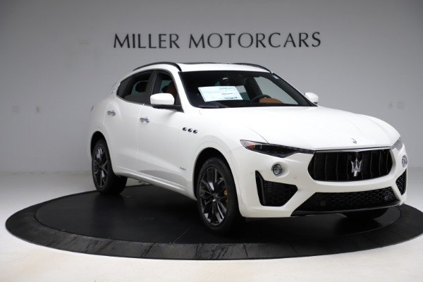 New 2020 Maserati Levante Q4 GranSport for sale $84,285 at Pagani of Greenwich in Greenwich CT 06830 11