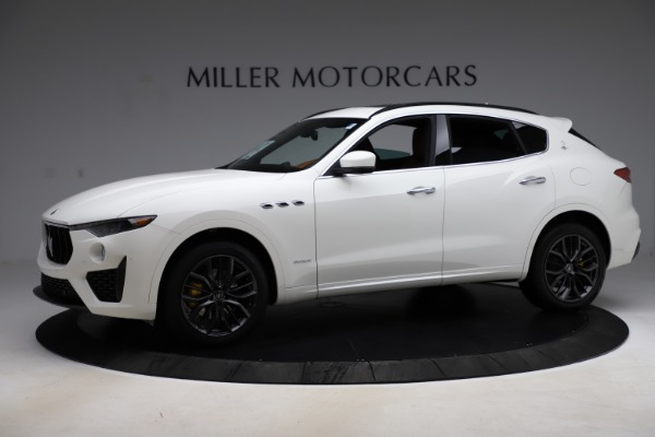 New 2020 Maserati Levante Q4 GranSport for sale $84,285 at Pagani of Greenwich in Greenwich CT 06830 2