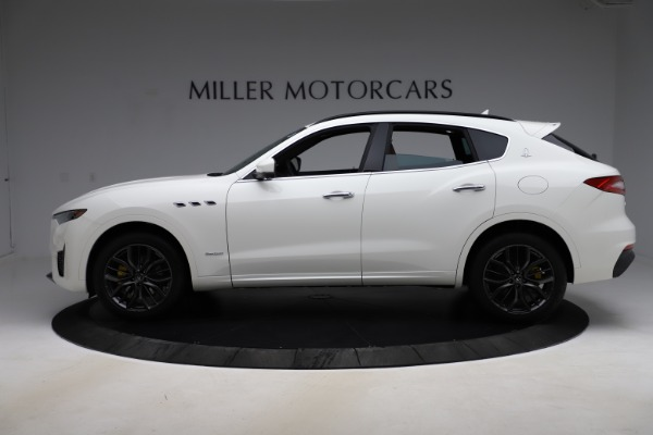 New 2020 Maserati Levante Q4 GranSport for sale $84,285 at Pagani of Greenwich in Greenwich CT 06830 3