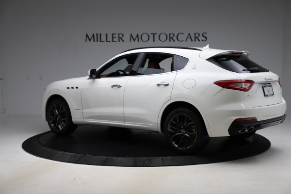 New 2020 Maserati Levante Q4 GranSport for sale $84,285 at Pagani of Greenwich in Greenwich CT 06830 4