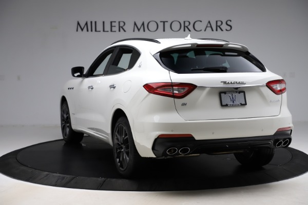 New 2020 Maserati Levante Q4 GranSport for sale $84,285 at Pagani of Greenwich in Greenwich CT 06830 5