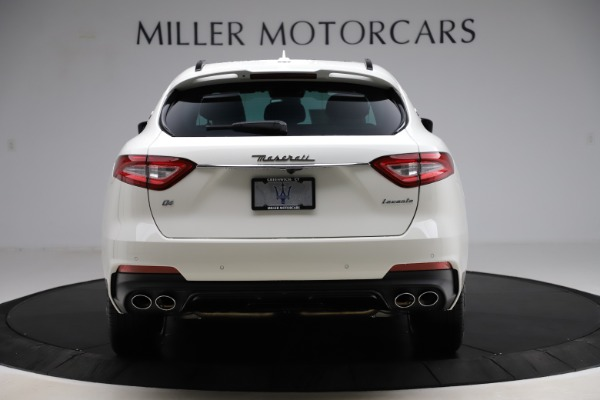 New 2020 Maserati Levante Q4 GranSport for sale $84,285 at Pagani of Greenwich in Greenwich CT 06830 6