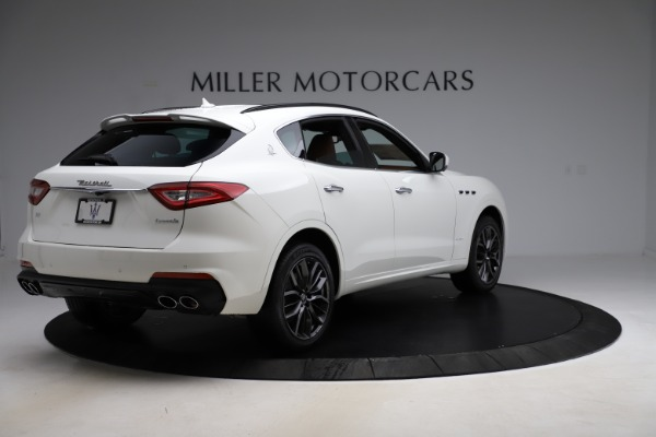 New 2020 Maserati Levante Q4 GranSport for sale $84,285 at Pagani of Greenwich in Greenwich CT 06830 7