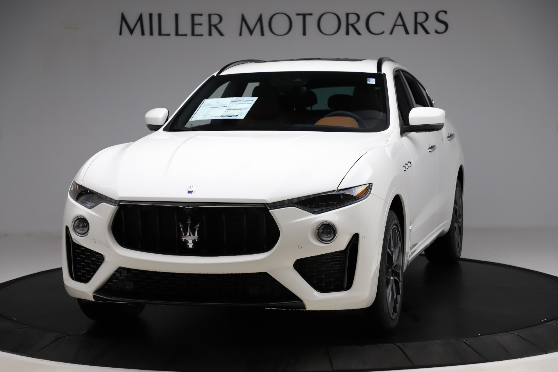 New 2020 Maserati Levante Q4 GranSport for sale $84,285 at Pagani of Greenwich in Greenwich CT 06830 1