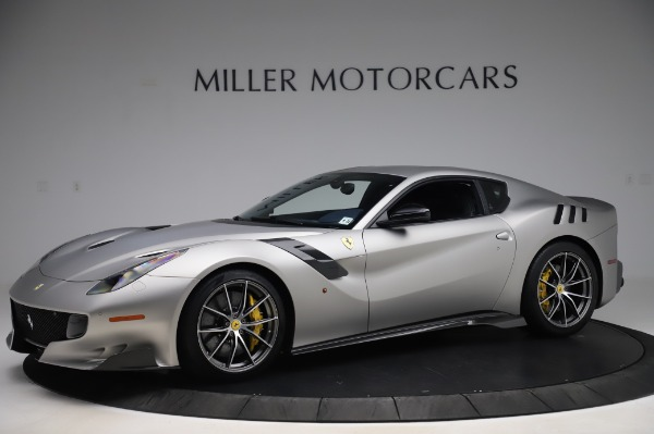 Used 2016 Ferrari F12tdf for sale $869,900 at Pagani of Greenwich in Greenwich CT 06830 2