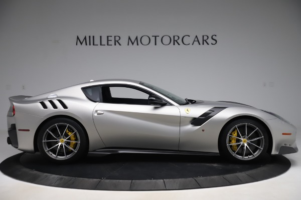 Used 2016 Ferrari F12tdf for sale $869,900 at Pagani of Greenwich in Greenwich CT 06830 9