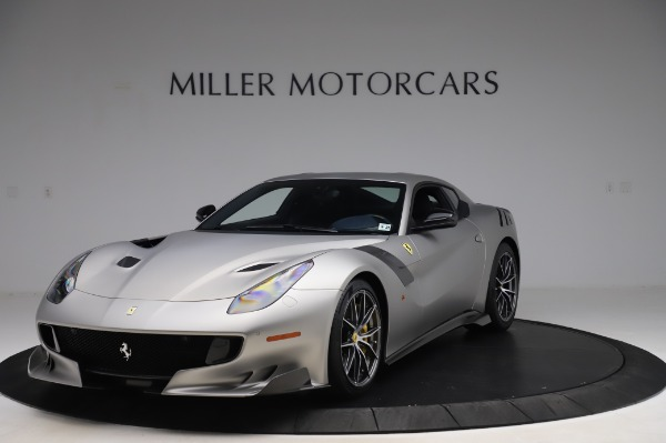 Used 2016 Ferrari F12tdf for sale $869,900 at Pagani of Greenwich in Greenwich CT 06830 1