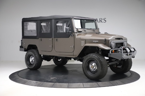 Used 1974 Toyota FJ44 Icon for sale $249,900 at Pagani of Greenwich in Greenwich CT 06830 10