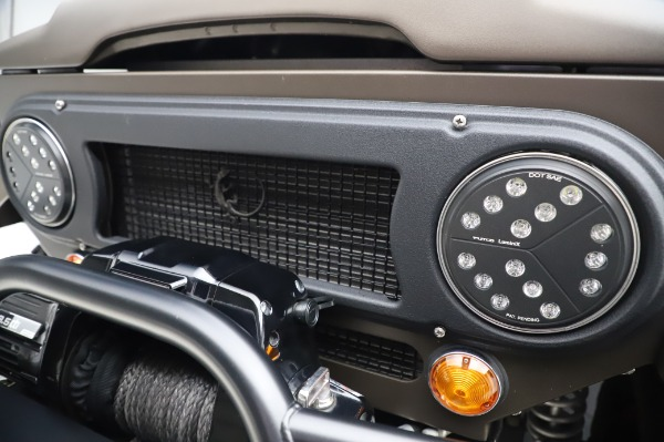 Used 1974 Toyota FJ44 Icon for sale $249,900 at Pagani of Greenwich in Greenwich CT 06830 13