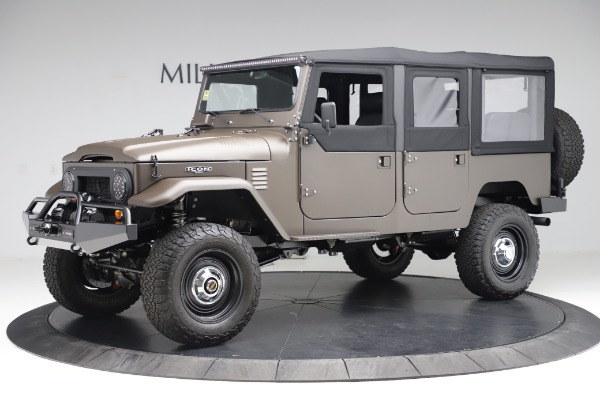 Used 1974 Toyota FJ44 Icon for sale $249,900 at Pagani of Greenwich in Greenwich CT 06830 2