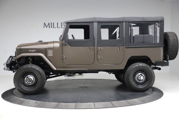 Used 1974 Toyota FJ44 Icon for sale $249,900 at Pagani of Greenwich in Greenwich CT 06830 3