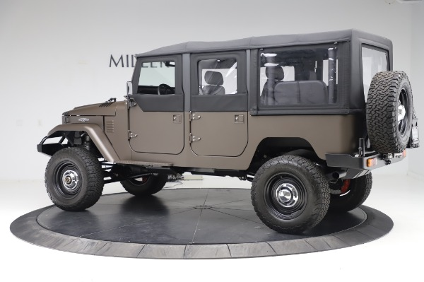 Used 1974 Toyota FJ44 Icon for sale $249,900 at Pagani of Greenwich in Greenwich CT 06830 4