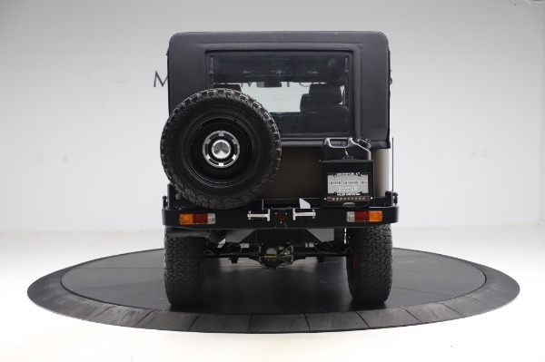 Used 1974 Toyota FJ44 Icon for sale $249,900 at Pagani of Greenwich in Greenwich CT 06830 6