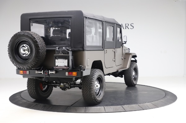 Used 1974 Toyota FJ44 Icon for sale $249,900 at Pagani of Greenwich in Greenwich CT 06830 7