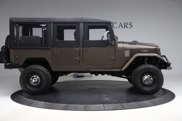 Used 1974 Toyota FJ44 Icon for sale $249,900 at Pagani of Greenwich in Greenwich CT 06830 9