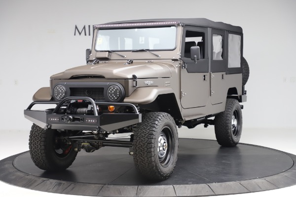 Used 1974 Toyota FJ44 Icon for sale $249,900 at Pagani of Greenwich in Greenwich CT 06830 1