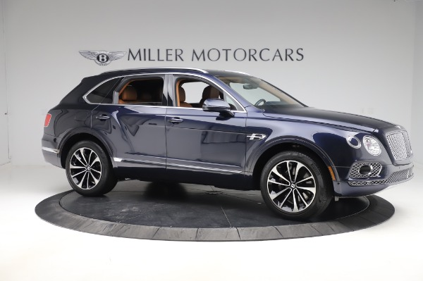 Used 2018 Bentley Bentayga W12 Signature Edition for sale $159,900 at Pagani of Greenwich in Greenwich CT 06830 10