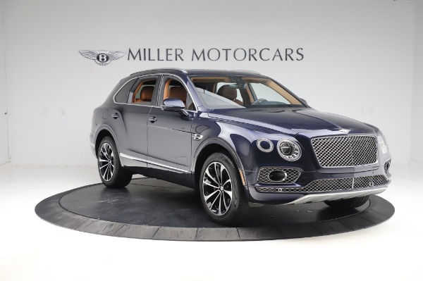 Used 2018 Bentley Bentayga W12 Signature Edition for sale $159,900 at Pagani of Greenwich in Greenwich CT 06830 11