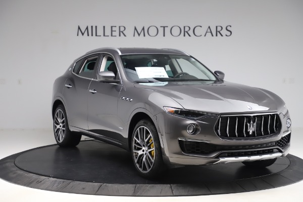 New 2020 Maserati Levante S Q4 GranLusso for sale $100,485 at Pagani of Greenwich in Greenwich CT 06830 11