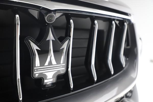 New 2020 Maserati Levante S Q4 GranLusso for sale $100,485 at Pagani of Greenwich in Greenwich CT 06830 13