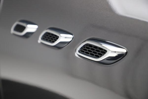 New 2020 Maserati Levante S Q4 GranLusso for sale $100,485 at Pagani of Greenwich in Greenwich CT 06830 14