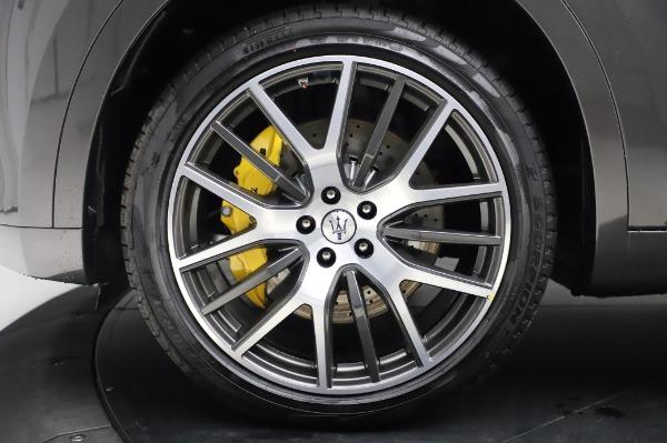 New 2020 Maserati Levante S Q4 GranLusso for sale $100,485 at Pagani of Greenwich in Greenwich CT 06830 16