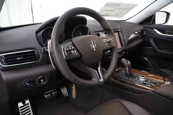 New 2020 Maserati Levante S Q4 GranLusso for sale $100,485 at Pagani of Greenwich in Greenwich CT 06830 19