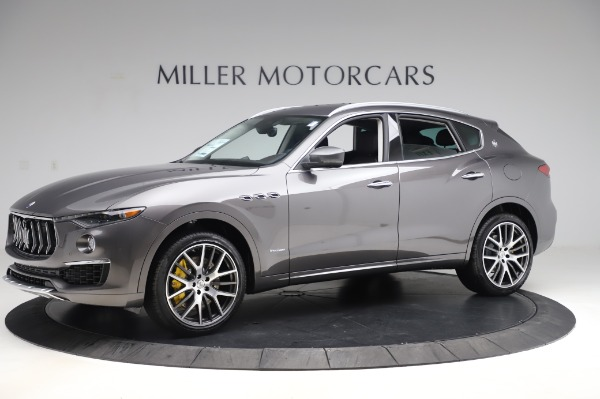 New 2020 Maserati Levante S Q4 GranLusso for sale $98,990 at Pagani of Greenwich in Greenwich CT 06830 2