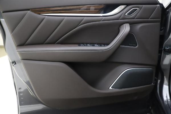 New 2020 Maserati Levante S Q4 GranLusso for sale $100,485 at Pagani of Greenwich in Greenwich CT 06830 20