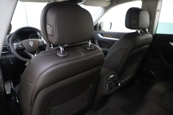 New 2020 Maserati Levante S Q4 GranLusso for sale $100,485 at Pagani of Greenwich in Greenwich CT 06830 23