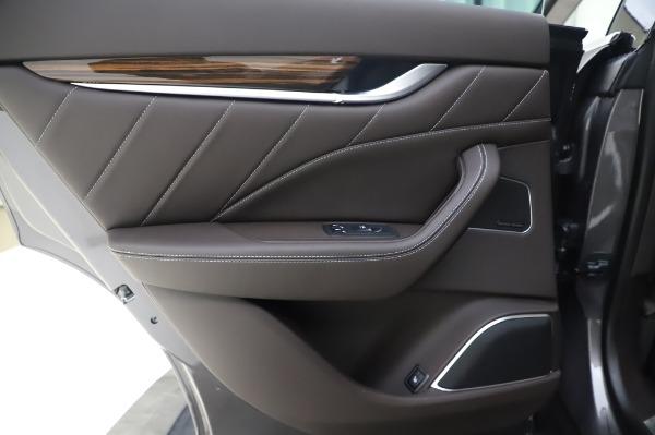 New 2020 Maserati Levante S Q4 GranLusso for sale $100,485 at Pagani of Greenwich in Greenwich CT 06830 24