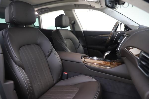 New 2020 Maserati Levante S Q4 GranLusso for sale $100,485 at Pagani of Greenwich in Greenwich CT 06830 25