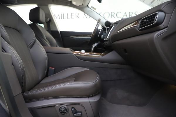 New 2020 Maserati Levante S Q4 GranLusso for sale $100,485 at Pagani of Greenwich in Greenwich CT 06830 26