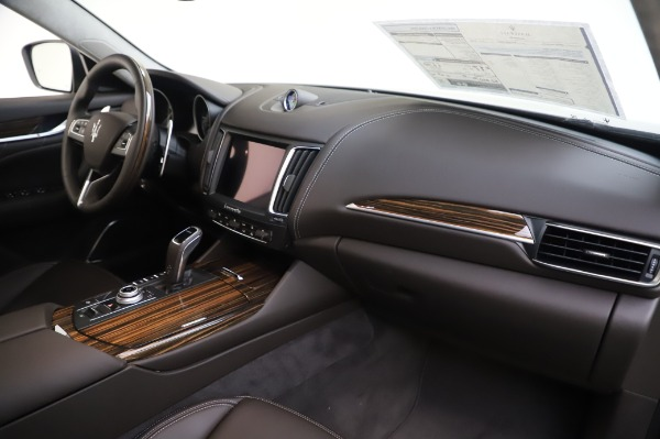 New 2020 Maserati Levante S Q4 GranLusso for sale $100,485 at Pagani of Greenwich in Greenwich CT 06830 27