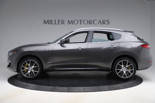 New 2020 Maserati Levante S Q4 GranLusso for sale $98,990 at Pagani of Greenwich in Greenwich CT 06830 3