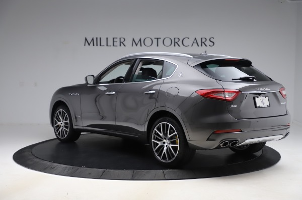 New 2020 Maserati Levante S Q4 GranLusso for sale $98,990 at Pagani of Greenwich in Greenwich CT 06830 4