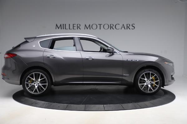 New 2020 Maserati Levante S Q4 GranLusso for sale $100,485 at Pagani of Greenwich in Greenwich CT 06830 9