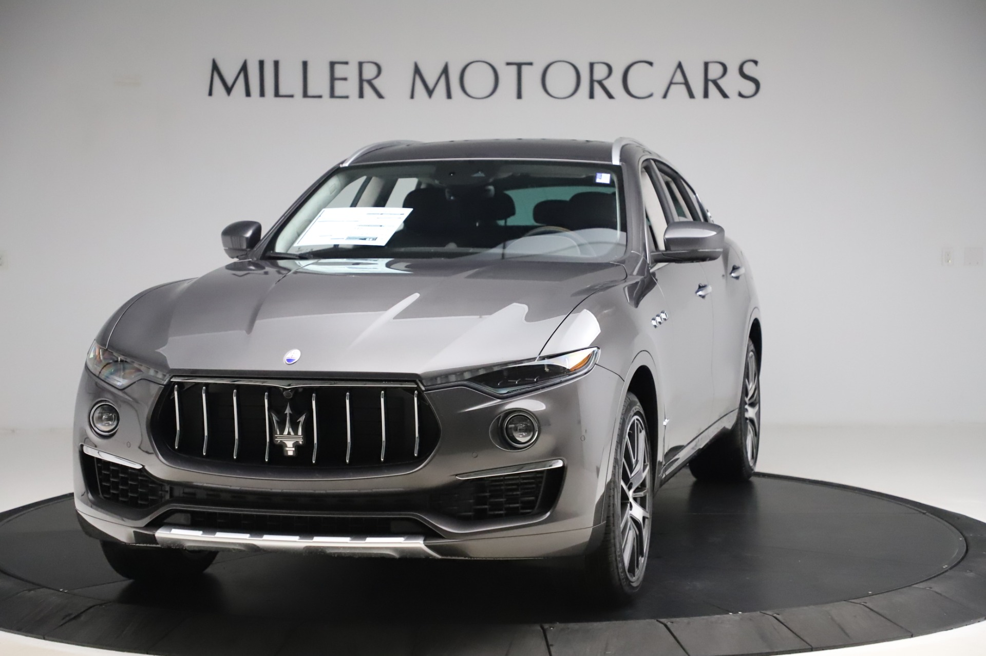 New 2020 Maserati Levante S Q4 GranLusso for sale $98,990 at Pagani of Greenwich in Greenwich CT 06830 1