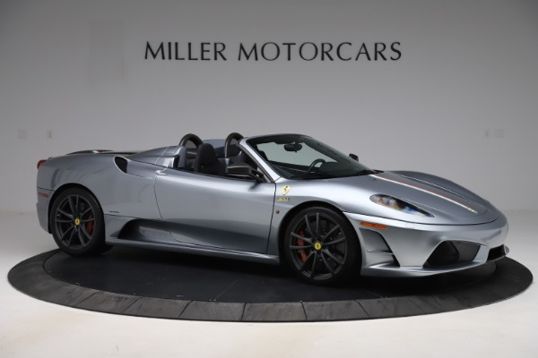 Used 2009 Ferrari 430 Scuderia Spider 16M for sale $322,900 at Pagani of Greenwich in Greenwich CT 06830 10