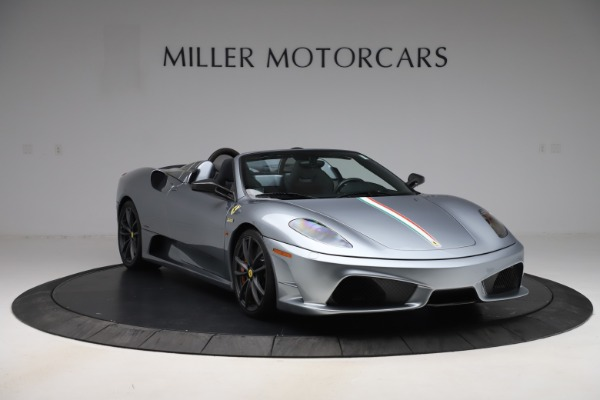 Used 2009 Ferrari 430 Scuderia Spider 16M for sale $322,900 at Pagani of Greenwich in Greenwich CT 06830 11