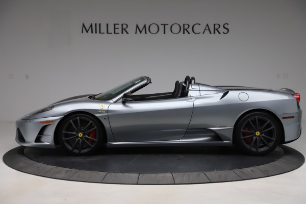 Used 2009 Ferrari 430 Scuderia Spider 16M for sale $322,900 at Pagani of Greenwich in Greenwich CT 06830 3
