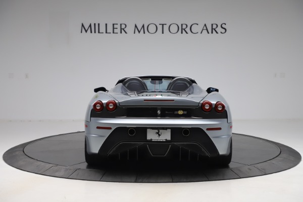 Used 2009 Ferrari 430 Scuderia Spider 16M for sale $319,900 at Pagani of Greenwich in Greenwich CT 06830 6