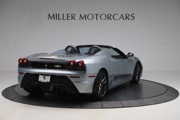 Used 2009 Ferrari 430 Scuderia Spider 16M for sale $322,900 at Pagani of Greenwich in Greenwich CT 06830 7