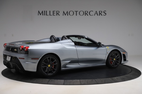 Used 2009 Ferrari 430 Scuderia Spider 16M for sale $322,900 at Pagani of Greenwich in Greenwich CT 06830 8